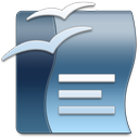 writer, openoffice icon