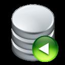 Data, Left icon