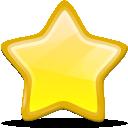 bookmark, new, etoile, favourite, star icon