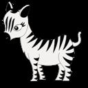, Zebra icon