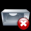 Close, Oven icon
