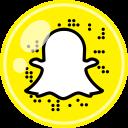 social, media, snapchat icon