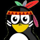 Native American Tux icon