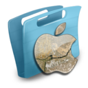 folder,apple icon