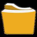 orange,folder icon