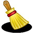 writing, sweep, broom, clean, edit, brush, write, clear icon