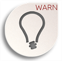 dialog warning icon