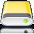 Disk, Storage icon