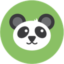google panda algorithm, google, panda icon