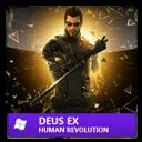 Deus, Ex, Human, Revolution icon