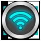 Fi, Round, Wi icon