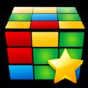 cube, fav icon