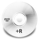 Disc DVD+R icon
