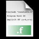 f, source icon