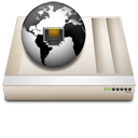 Network Drive Disconnected icon