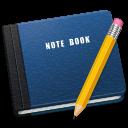Note Book icon