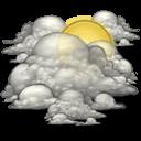 pretty,cloudy icon