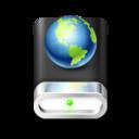 drive,network icon
