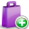 add, shoppingbag icon