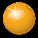 , Orange icon