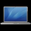 powerbook, titanium icon