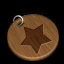 Favorites, Woody icon