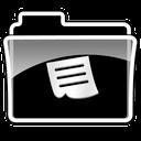 notes, folder icon