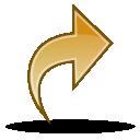 redo, arrow, edit, right icon