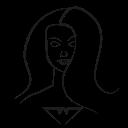 avatar, marvelgirl, marvel hero icon