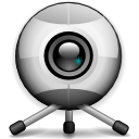 web, camera icon