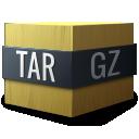 compressed, tar icon