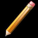 write, pen icon