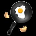 breakfast, mini icon