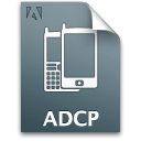 Adcp, Document, File, Filetype icon