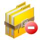 archive remove icon