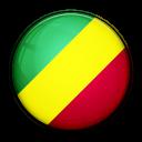 flag, country, republic, congo icon