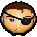 nick, fury icon