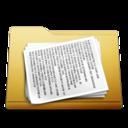 classic,folder,document icon