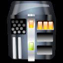 server, dedicated, hosting icon
