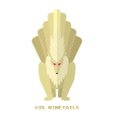 kanto, fire, pokemon, ninetails icon