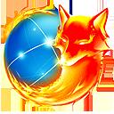 firefox, mozilla, fox, browser icon