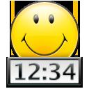 Clock, t icon
