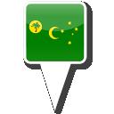 Cocos, Islands icon
