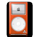 Vibrant Orange Mini icon