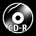 Black CDR icon