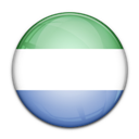 Flag, Leone, Of, Sierra icon