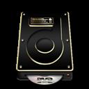 Dvddisk, Gold icon