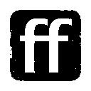 logo, friendfeed, square, 097678 icon