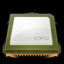 processor, cpu icon