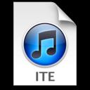 itunes,ite icon